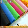 Ppsb, tecido não tecido de PP Spunbond (15-260GSM não tecidos)