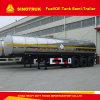 42cbm 3-Axle Brennstoff-Becken-halb Schlussteil