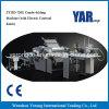 De combi-Vouwende Machine Zyhd720e van uitstekende kwaliteit met het Elektrische Mes van de Controle