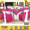 結婚の宴会のスパンデックスのテーブルクロス