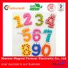 Lettere magnetiche di plastica educative poco costose dei capretti su ordine/numeri magnetici