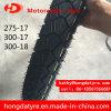 Heißer Verkaufs-Großverkauf-hochwertige chinesische Reifen-Motorrad-Gummireifen 3.00-17 Emark Bescheinigung