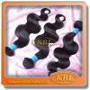 5A 브라질 Hair는 Virgin Hair Extension이다