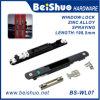 アルミニウムアクセサリのスライディングウインドウのハードウェアまたはドアハンドルか窓戸錠