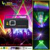 Discoteca Club Bar Lighting di Party della luce laser di Effect 2.4W RGB della fase