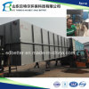 installation de traitement résidentielle des eaux d'égout 400m3/Day, machine de traitement des eaux résiduaires