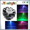 LED 낙지 효력 점화 디스코 선잠기 빛