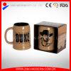 Tazza di birra di ceramica stampata commercio all'ingrosso del barilotto della decalcomania di Drinkware della birra della porcellana