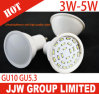 Taiwan Chip 3W 5W 24LED SMD 4014 GU10 LED Bulbs