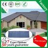 Matériau de construction ondulé de tuile de toit de pierre de feuille de toiture de plaque en acier