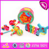2014 Wooden variopinti Music Toy per Kids, Educational Wooden Music Toy per Children, Cartoon Wooden Music Toy per Baby W07A073