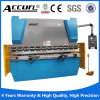 구부리는 기계 전시 유압 관 구부리는 기계 Wc67y-100t/3200 벤더 Wc67y 시리즈 접히는 공작 기계