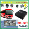 3G H. 264 Mobile DVR Support Dual SD Card Storage for Security Camera Kit