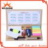 Верхнее сбывание рециркулировало бумажный блокнот крышки с календаром для промотирования (GN017)