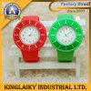 Reloj promocional de silicona de moda para regalo (KW-003)