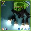 sistema solare portatile 10W per illuminazione domestica