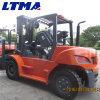 Equipos de elevación Ltma nuevo diseño de carretilla elevadora Diesel de 6T.