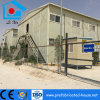 寮およびオフィスのための中東鋼鉄プレハブの携帯用小屋