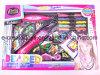 Cool coiffures perlé cordon machines à tisser des Filles de jouets