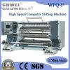 Hochgeschwindigkeitscomputer-automatische Ausschnitt-Maschine für Plastikfilm (WFQ-F)