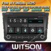 De Vensters van Witson zenden StereoDVD Speler Witson voor Hyundai IX25 Creta via de radio uit