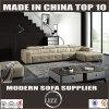 居間のための現代家具の現代革ソファー
