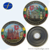 Magnete antico decorativo su ordine del frigorifero del ricordo 3D (FTFM2271A)