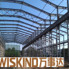 Diseño de acero estructura Pre-Engineered Wiskind