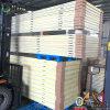 150mm 200mm PU-Gefriermaschine-Polyurethan-Kühlraum-Panel