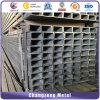 Tube carré en acier au carbone avec traitement galvanisé