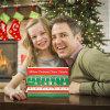 Navidad personalizados de bisutería 24 días calendario de Adviento