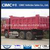 Camion dell'autocarro a cassone di Sinotruk HOWO 6*4 336HP Etiopia