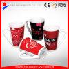 V愛の形のマグはコーヒー・マグを設計する