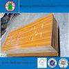 Piel moldeada HDF caliente de la puerta de la melamina de la venta