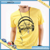 Kundenspezifisches Mens 100cotton Pringting T Shirt Wholesale