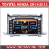 Auto DVD Player voor Pure Android 4.4 Car DVD Player met A9 GPS Bluetooth van cpu Capacitive Touch Screen (advertentie-7101)