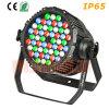 la PARITÉ extérieure de 54X3w RGBW IP65 DEL peut présenter Sh-Lp543IP léger)