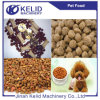 Extrusora de producción de alimentos para mascotas