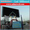 Acero a todo color Constructure de la cartelera de la publicidad al aire libre de la pantalla del LED