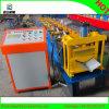Chapeau en acier de Ridge de toit de couleur d'usine de Dx formant la machine (312)