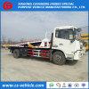Dongfeng 4X2 하나 드라이브 3 8tons 10tons 평상형 트레일러 견인 트럭