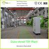 Dura-Shred Highquality (installatie TDF) Waste Tire Recycling Machine (TSD1663)
