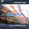 De digitale Bunting van de Druk Wimpels/Bunting Banners van de Vlag