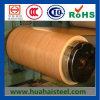 Il colore ha ricoperto la bobina d'acciaio galvanizzata (reticolo di legno) (0.18-3.0)