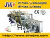 Servo completo debajo de la almohadilla de la máquina JWC-CFD-Sv