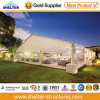 Olympic Game의 20X20m 인도 사람 Outdoor Glass Transparent Wedding Marquee Tent