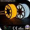 クリスマスのDeco 13mm LED柔らかいロープライト