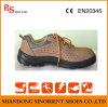 Стальные ботинки безопасности розовое RS280 пальца ноги