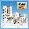 Máquina que corta con tintas de la impresión de la taza de papel de la alta calidad