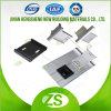 Superficie lisa del aluminio